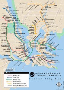 Carte de démonstration de Metrolife NewYork